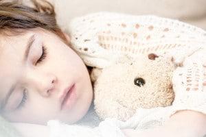 Slaapproblemen  kinderen